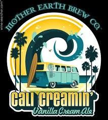 Mother Earth Cali Creamin' Cream Ale