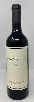 Passing Time 2018 Cabernet Sauvignon