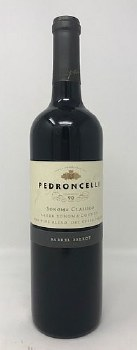 Pedroncelli 2016 Barrel Select, Sonoma Classico Red Blend