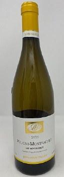Pillot 2018 Les Noyers Brets, Blanc White Burgundy