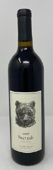 Pursued by Bear 2016 Bear Cub Red Blend