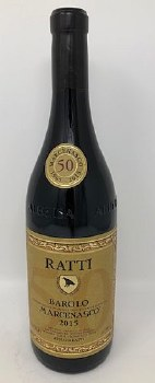 Renato Ratti 2015 Marcenasco Barolo