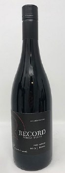 Record Family Wines 2013 Reserve Syrah