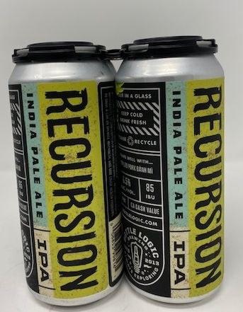 Bottle Logic Brewing Co. Recursion IPA