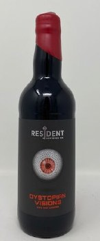 Resident Brewing Co. Dystopian Visions with Tart Barrel-Aged