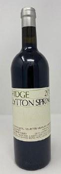 Ridge Vineyards 2018 Lytton Springs Zinfandel Blend