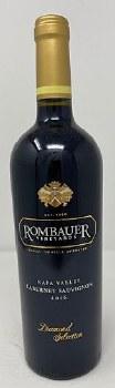 Rombauer 2016 Diamond Selection Cabernet Sauvignon