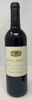 Royal Prince 2019 Cabernet Sauvignon