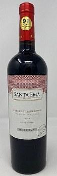 Santa Ema 2018  Cabernet Sauvignon