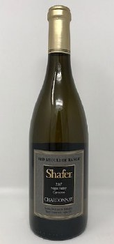 Shafer 2017 Red Shoulder Ranch Chardonnay