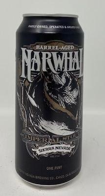 Sierra Nevada Narwhal, Imperial Barrel-Aged