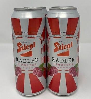 Stiegel Radler Raspberry Radler