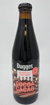 Stillwater Artisanal Ales/Dugges Cocoa Cacao Stout