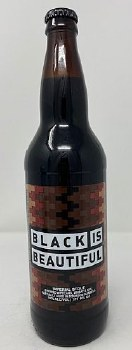 Stone Brewing Co. Black is Beautiful, Imperial Stout
