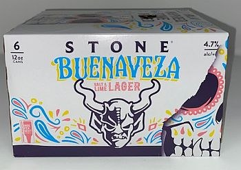 Stone Brewing Co. Buenaveza Mexican Lager