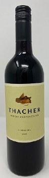 Thacher 2017  Zinfandel
