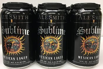 Alesmith Brewing Co. Sublime Mexican  Lager
