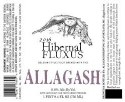 Allagash Brewing Co. Hibernal Fluxus Stout
