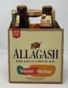 Allagash Brewing Co. World on a String, Old Fashioned Ale, BA Barrel-Aged