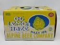 Alpine Beer Co. OG Lemon  Haze IPA