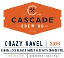 Cascade Brewing Crazy Navel 2016 Sour