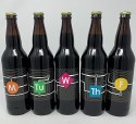Cycle Brewing Weekday Set (M-F) Barrel-Aged