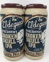 El Segundo Brewing Co./Steve Austin Broken Skull IPA