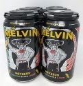 Melvin Brewing Hey Zeus Lager