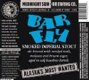 Midnight Sun Brewing Co. Barfly Smoked Imperial  Stout