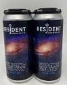 Resident Brewing Co. Chasing Galaxy Hazy IPA