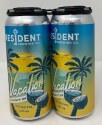 Resident Brewing Co. Vacation Coconut IPA