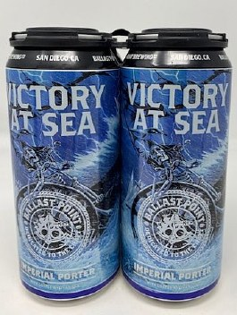 Ballast Point Brewing Co. Victory at Sea Porter