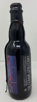 Anchorage Brewing Co. Tired but Wired, Barrrel-Aged Imperial Stout