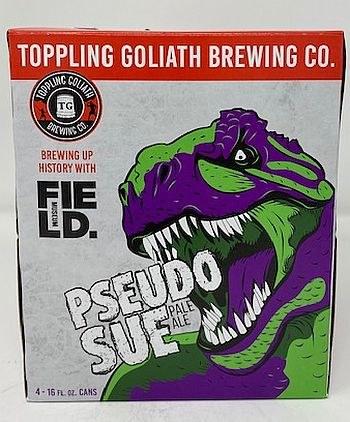Toppling Goliath Brewing Co. Pseudo Sue Pale