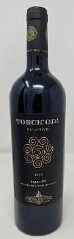 Tormaresca 2016 Torcicoda Primitivo