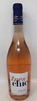 Tres Chic by Le Grand Courtage 2018  Rose