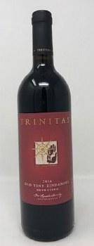 Trinitas Cellars 2016 Old Vine Zinfandel