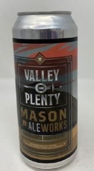 Mason Ale Works Valley O Plenty, Golden Stout