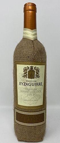 Vino de Eyzaguirre 2018 Cabernet Sauvignon
