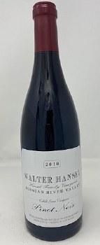 Walter Hansel 2018 Cahill  Lane Pinot Noir