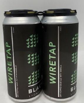 Black Project Spontaneous & Wild Ales WireTap Sour