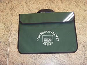 Montpelier Strap Book Bag