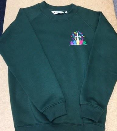 Old Priory Sweatshirt 7/8