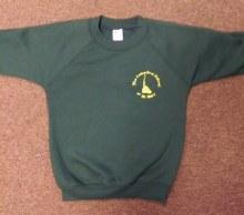 cathedral crew sweatshirt 5/6