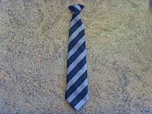 """Hooe School Tie Red 14"""""""