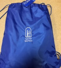 Hyde Park Infants PE Bag