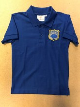 Polo shirt royal 24