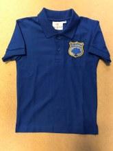 Polo shirt royal 34