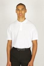 Polo Shirt White XXS