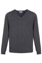 grey jumper small